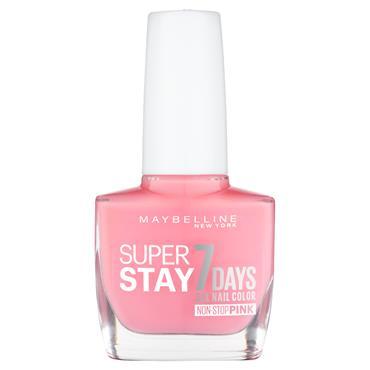 Maybelline SuperStay 7 Days Gel Nail Polish Rose Rapture