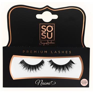SOSU by Suzanne Jackson Premium Lashes - Naomi