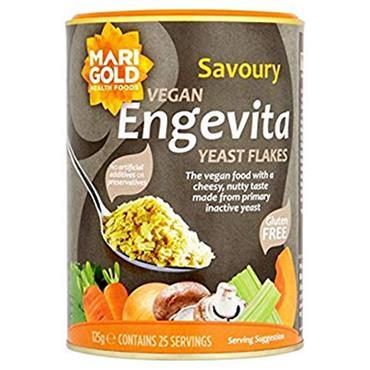 Marigold Savoury Yeast Flakes 125g