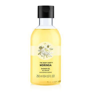 THE BODY SHOP Moringa Shower Gel 250ML