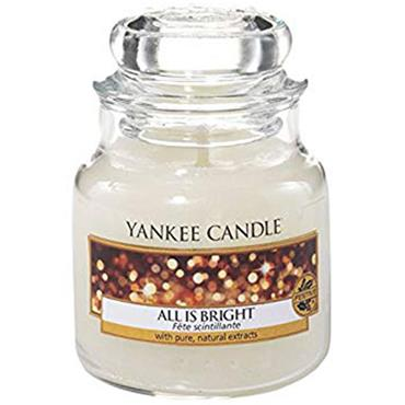 Yankee Candle All Is Bright Jar Medium