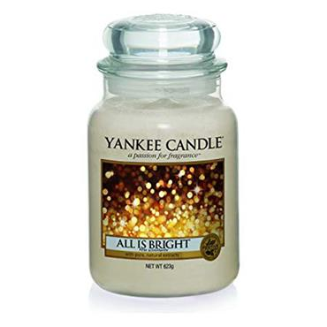 Yankee Candle All Is Bright Jar Large