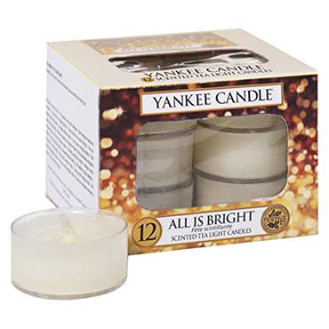 Yankee Candle All Is Bright Tealights