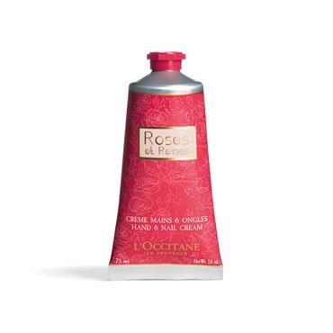 L'Occitane Roses Hand & Nail Cream 75ml