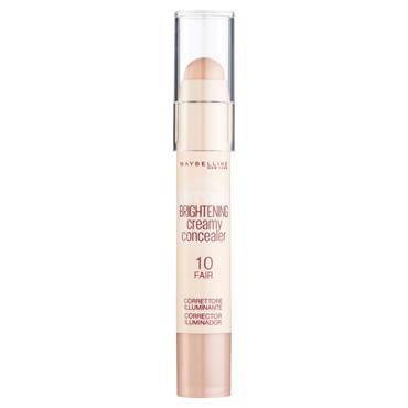 Maybelline Dream Brightening Creamy Concealer 10 Ivoire