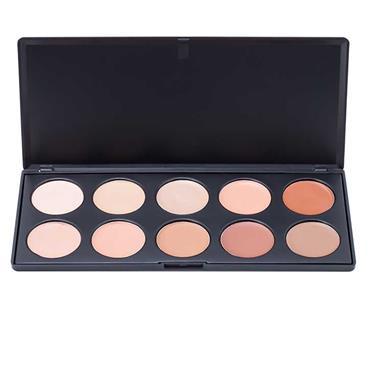 Blank Canvas 10 Cream Contour (Concealer) Palette