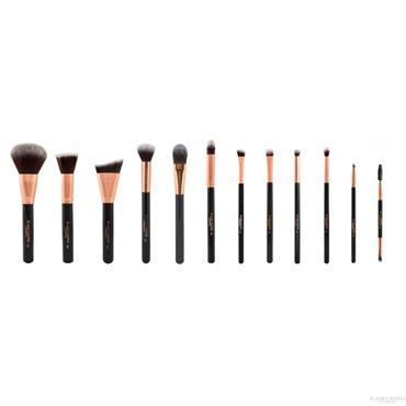 Blank Canvas 12 Piece Face and Eye Brush Set