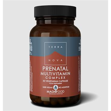 Terranova Prenatal Multivitamin 50 Capsules