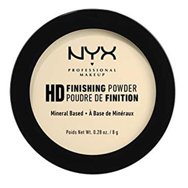 NYX High Definition Finishing Powder - Banana