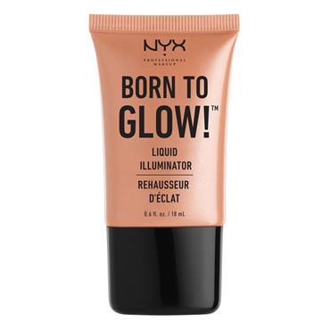 NYX Born To Glow Liquid Illuminator - Pure Gold