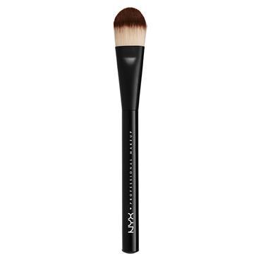 NYX Pro Flat Detail Brush