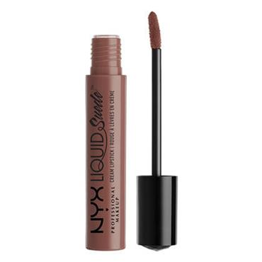 NYX Liquid Suede Cream Lipstick - Brooklyn Thorn