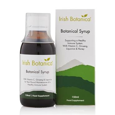 Irish Botanica Botanical Syrup 150ml