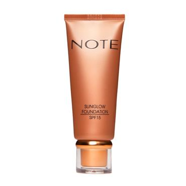 NOTE Sunglow Foundation SPF15 - 30