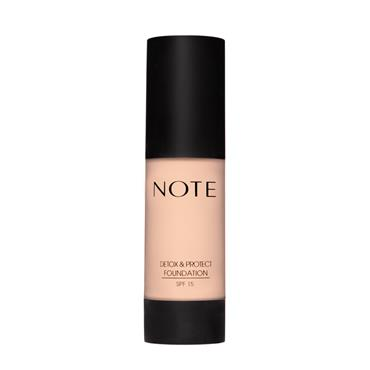 NOTE Detox & Protect Foundation 02 Natural Beige