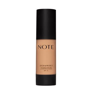 NOTE Detox & Protect Foundation 07 Apricot