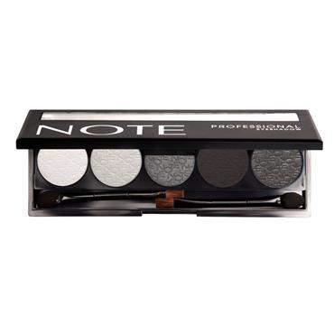 NOTE Professional 5 Eyeshadow Palette 105