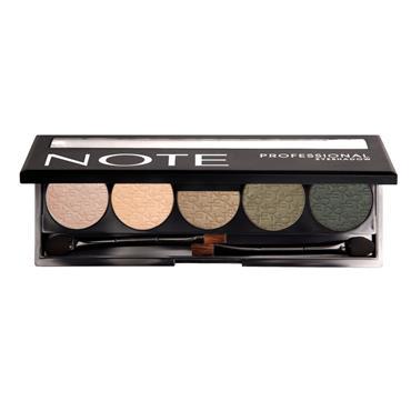 NOTE Professional 5 Eyeshadow Palette 103