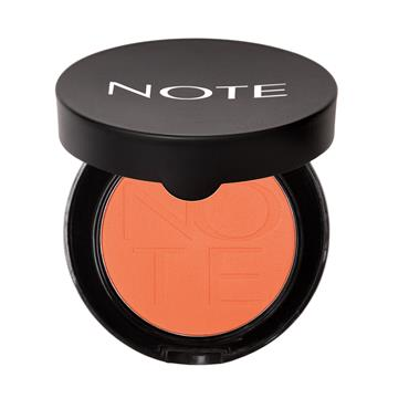 NOTE Luminous Silk Compact Blusher 03 - Coral