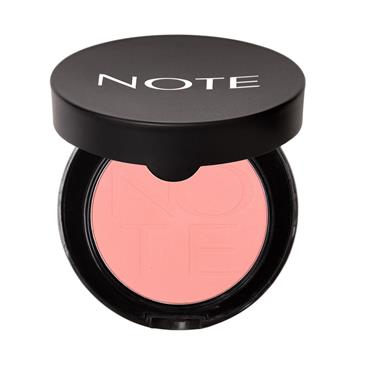 Note Cosmetics Luminous Silk Compact Blusher 06 - Sandy Pink