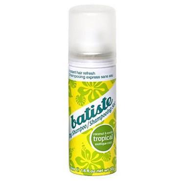 Batiste Coconut & Exotic Dry Shampoo 50ml
