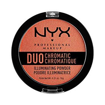 NYX Duo Chromatic Illuminating Powder - Synthetica