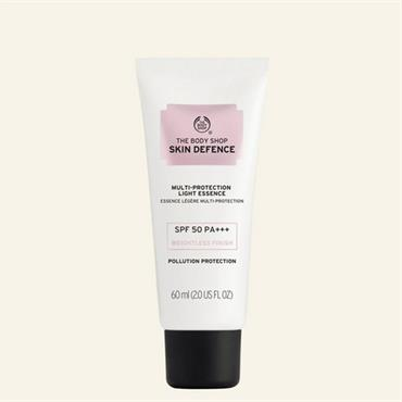 The Body Shop Skin Defence Multi- Protection Light Essence SPF 50 PA +++ 60ml
