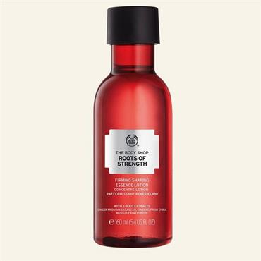 The Body Shop Roots Of Strength Firming Shaping Essence Lotion 160ml