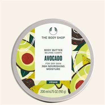 The Body Shop Avocado Body Butter 200ml