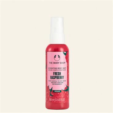 The Body Shop Fresh Raspberry Hydrating Body Mist 100ml