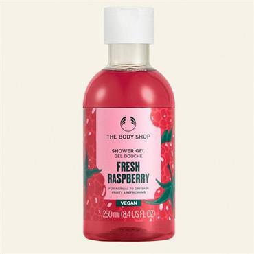 The Body Shop Fresh Raspberry Shower Gel 250ml