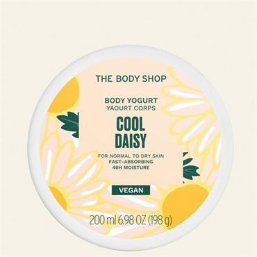 The Body Shop Cool Daisy Body Yogurt 200ml