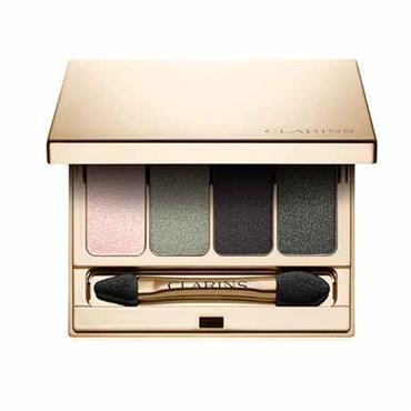 CLARINS 4 Colour Eyeshadow Palette 06 Forest