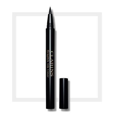 CLARINS Graphic Waterproof Liner 01 Black