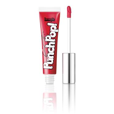 BENEFIT Punch Pop Liquid Lip Color Strawberry
