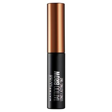 Maybelline Tattoo Brow Longlasting Gel Tint Dark Brown
