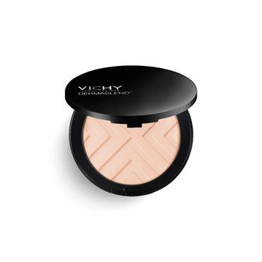 Vichy Dermablend Covermatte Compact Powder Foundation - Opal 15