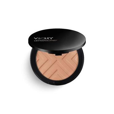 Vichy Dermablend Covermatte Compact Powder Foundation - 45 Gold