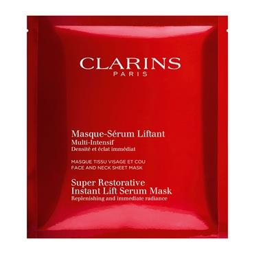 CLARINS Super Restorative Instant Lift Serum Mask 5 x 30ml