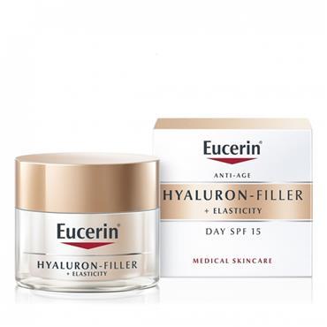 Eucerin Hyaluron-Filler + Elasticity Day SPF 15 50ml