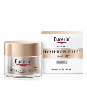 Eucerin Hyaluron-Filler + Elasticity Night 50ml