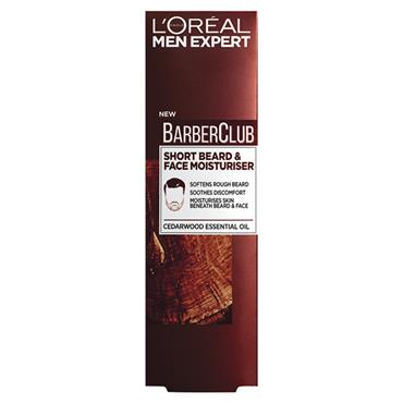 L'Oreal Men Expert Barber Club Short Beard & Face Moisturiser