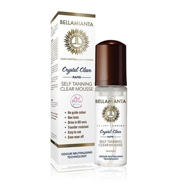 Crystal Clear Rapid Mousse
