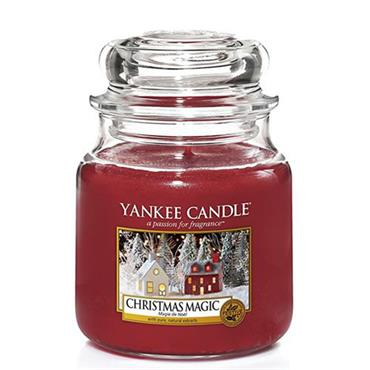 Yankee Candle Christmas Magic Jar Medium