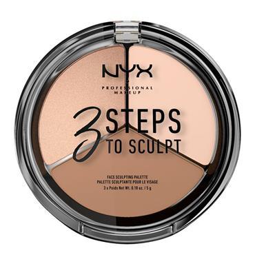 NYX 3 Steps to Sculpt - Light