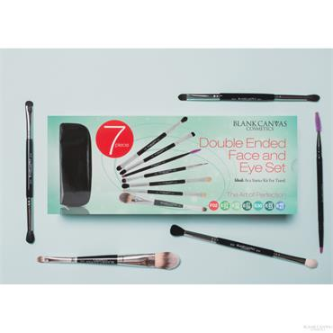 Blank Canvas Double Ended Face and Eye Set