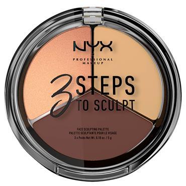 NYX 3 Steps to Sculpt - Medium