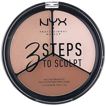 NYX 3 Steps to Sculpt - Fair