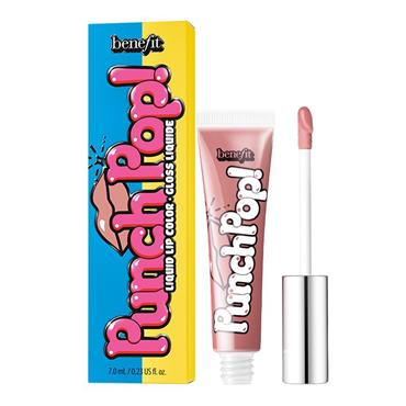BENEFIT Punch Pop Liquid Lip Color Sugar Cookie