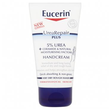 Eucerin Urea Repair PLUS 5% Urea Hand Cream 75ml